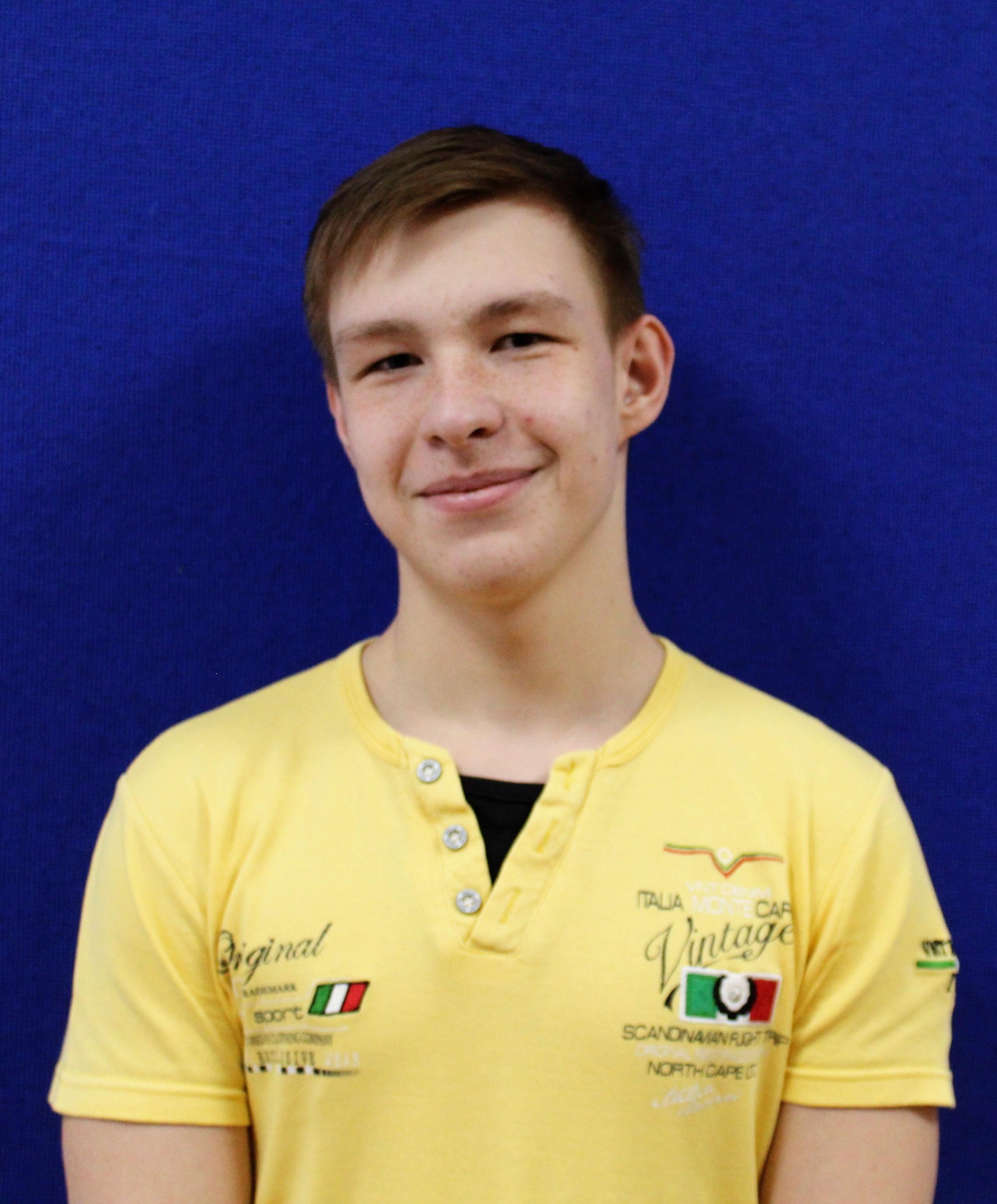 Крайнов Андрей, группа 2-3 С