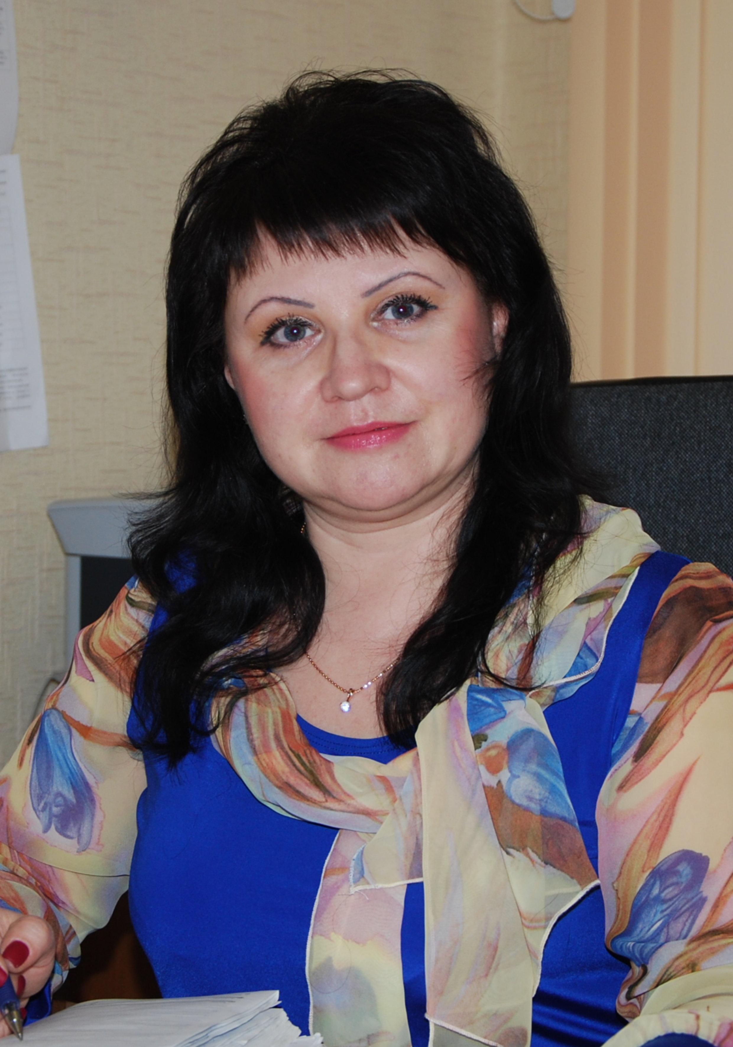 Русина Юлия Александровна